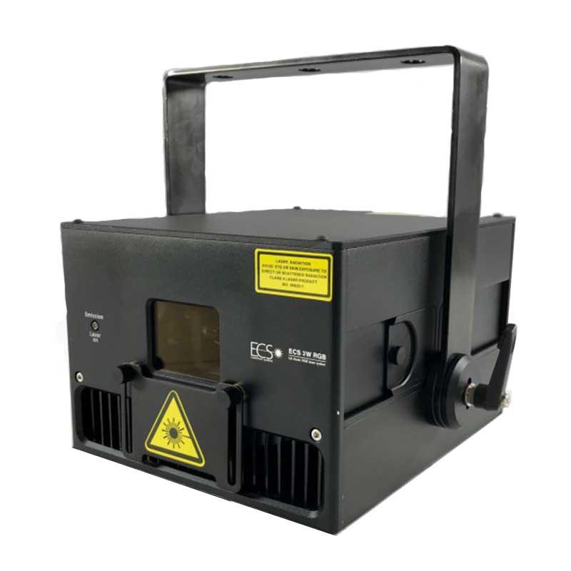 Source Laser RGB ECS 3200 mW