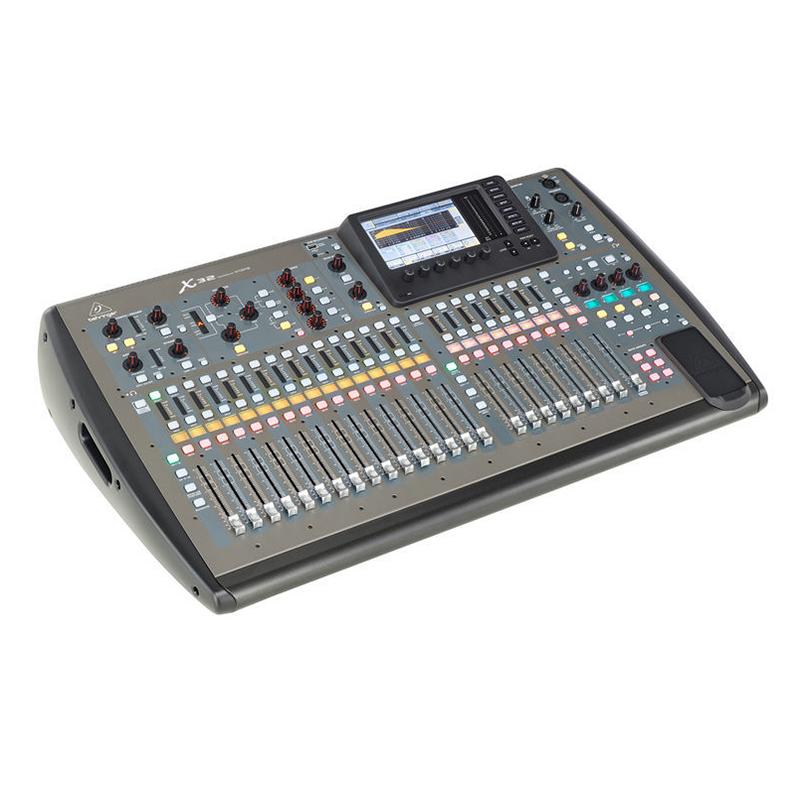 Console de mixage X32 Berhinger